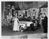 1950 Packard sedan, on stage at the 1950 Chicago Auto show