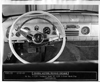 1958 Packard Hawk, view of dashboard and steering wheel