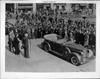 1935 Packard phaeton with aviator Amelia Earhart, in Brooklyn Day opening ceremonies