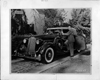 1936 Packard convertible victoria with owner Bob Hope