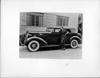 1936 Packard convertible sedan and actress Eleanor Powell