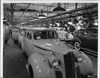 1936 Packards coming off assembly line