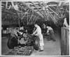 1948-49 Packard chassis on assembly line