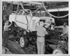 1951-54 Packard on assembly line at body drop