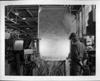 1956 Packard passes through welding machines