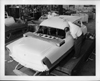 1956 Packard Caribbean body on assembly line