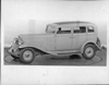 1932 Packard prototype sedan, nine-tenths right side view
