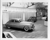 1949 Packard sedans on display for Golden Anniversary