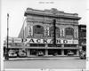 Packard dealership, Jamaica, Long Island, N.Y., 1940