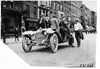 Simplex car in the 1909 Glidden Tour automobile parade, Detroit, Mich.