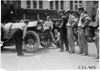 Participating Jewell car in the 1909 Glidden Tour, Detroit, Mich.