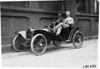 Hupmobile in 1909 Glidden Tour, Detroit, Mich.