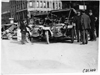 Marmon cars in 1909 Glidden Tour automobile parade, Detroit, Mich.