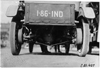 Hartford suspension on Marmon car in 1909 Glidden Tour automobile parade, Detroit, Mich.