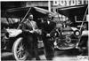 Marmon team in 1909 Glidden Tour automobile parade, Detroit, Mich.