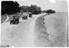 1909 Glidden Tour automobile parade, Detroit, Mich., on Belle Isle