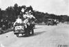 Parade car in 1909 Glidden Tour automobile parade, Detroit, Mich.