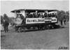 Maxwell Briscoe Band, 1909 Glidden Tour automobile parade, Detroit, Mich.