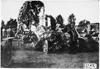 Decorated car, 1909 Glidden Tour automobile parade, Detroit, Mich.