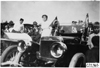 Participating cars, 1909 Glidden Tour automobile parade, Detroit, Mich.