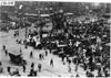 View of Campus Martius at start of 1909 Glidden Tour, Detroit, Mich.