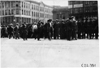Checking in for the 1909 Glidden Tour, Detroit, Mich.