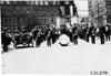 Maxwell Band at the headquarters for the 1909 Glidden Tour, Detroit, Mich.