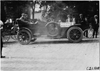 Midland car checking in at Kalamazoo, Mich., 1909 Glidden Tour