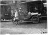 S.F. Duesenberg in Mason car arriving in Kalamazoo, Mich., 1909 Glidden Tour