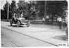 Car #52 arriving in South Bend, Ind. at 1909 Glidden Tour