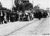 Jewell car arriving in South Bend, Ind. at 1909 Glidden Tour