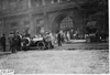 Premier car in front of Auditorium Annex building, Chicago, Ill., 1909 Glidden Tour