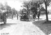 Studebaker at Fort Sheridan, Ill., at the 1909 Glidden Tour