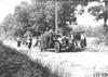 Premier team near Zion City, Ill., at the 1909 Glidden Tour