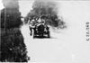 Studebaker press car in Zion City, Ill., at the 1909 Glidden Tour