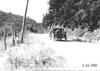 Thomas press car at the 1909 Glidden Tour