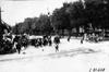 Glidden tourists checking in at Madison, Wis., 1909 Glidden Tour