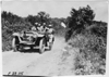 Marmon car #4 at the 1909 Glidden Tour