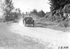 Thomas car at top of hill in Pleasant Valley, Minn. at the 1909 Glidden Tour