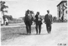 Mr. Glidden and Mr. Hower in Minnesota, at the 1909 Glidden Tour
