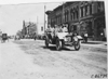 Glidden tourists passing through Faribault, Minn., at 1909 Glidden Tour
