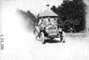 Charles Goldthwaite in Maxwell car at Madison Lake, Minn., at 1909 Glidden Tour