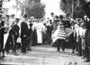 Glidden tourists, possibly in Mankato, Minn., 1909 Glidden Tour