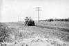 Participants crossing prairie in the 1909 Glidden Tour