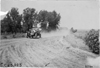 Car #7 on rural road to Council Bluffs, Iowa at 1909 Glidden Tour