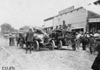 Rapid Motor truck on schedule near Grand Island, Neb., at the 1909 Glidden Tour