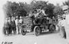 Rapid Motor truck arrives in Grand Island, Neb., at 1909 Glidden Tour