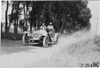 Chalmers car on rural road near Kearney, Neb., at 1909 Glidden Tour