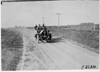 Jewell car on rural road near Kearney, Neb., at 1909 Glidden Tour