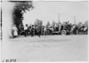Car #79 surrounded by group of onlookers at Kearney, Neb., at 1909 Glidden Tour